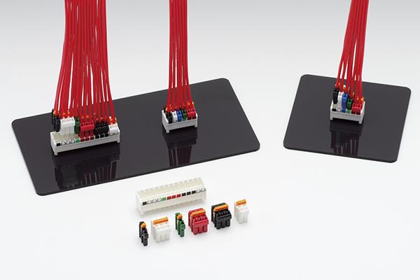 Color Block Connector